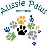 Aussie Paws Nutrition Logo