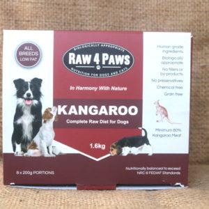 Raw 4 Paws Kangaroo