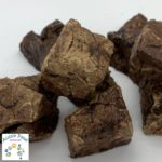 Beef Crisp Cubes – Aussie Paws Nutrition – Dried Dog Treats, All Natural, Preservative Free Pet Treats, Beef Lung
