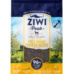 Ziwi Peak Dog Food Chicken Air Dried Raw Front