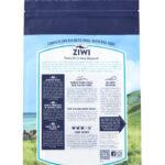 Ziwi Peak Dog Food Mackerel & Lamb Air Dried Raw Back